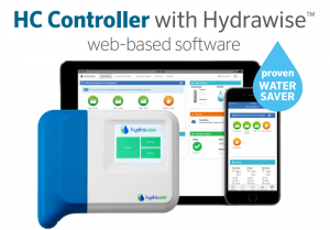 Hunter Pro-HC Weather based irrigation controller with Hydrawise.