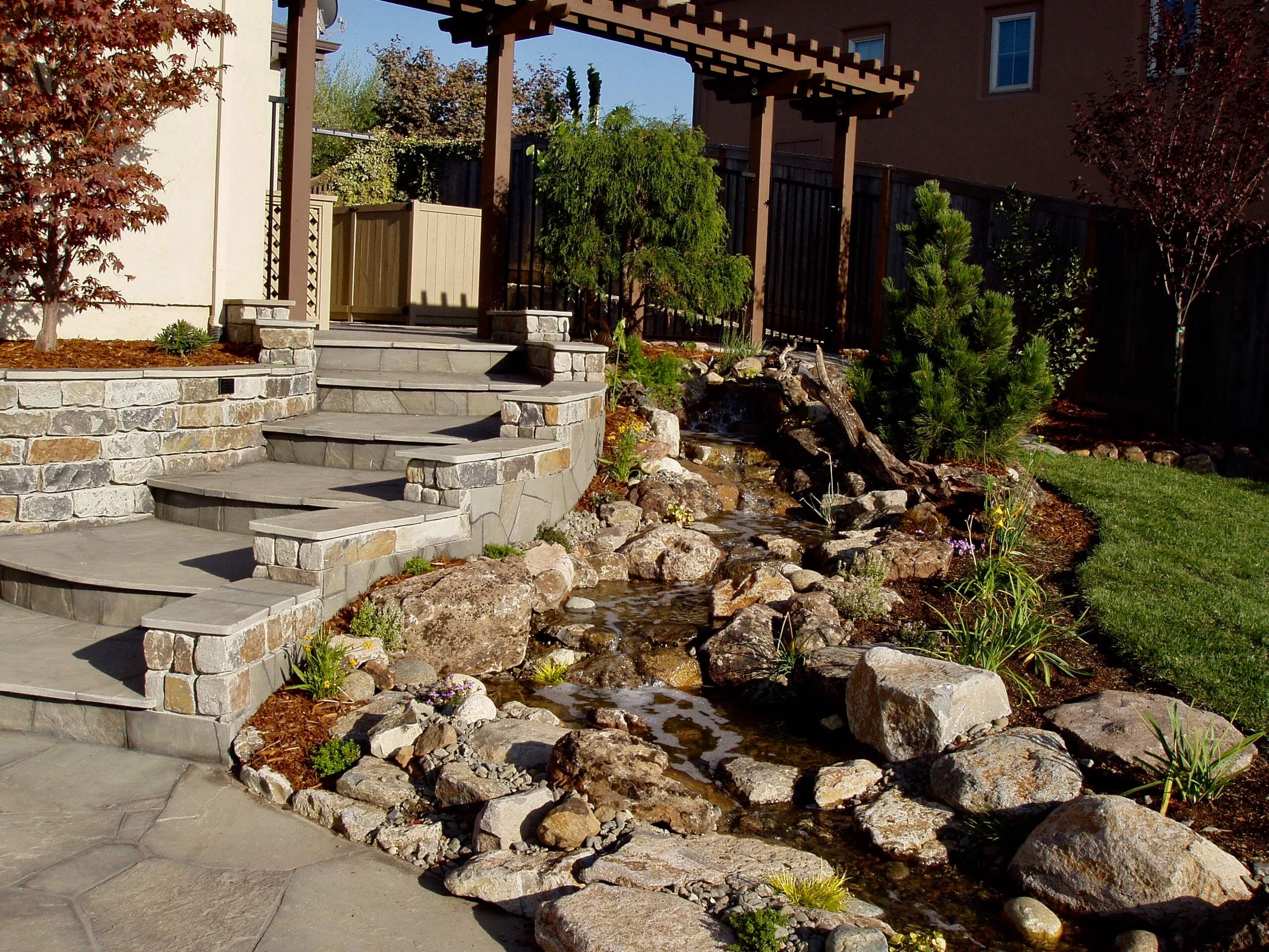 landscape companies in Santa Rosa