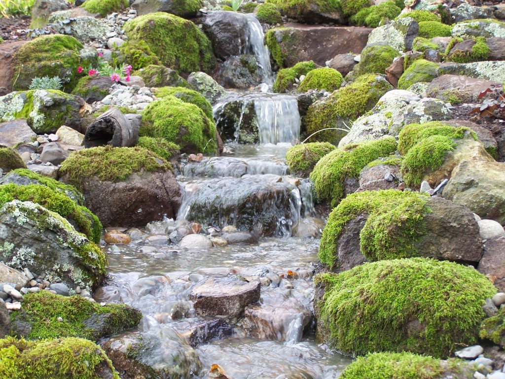 Pondless Waterfall - Sweetwater Landscape, Inc.