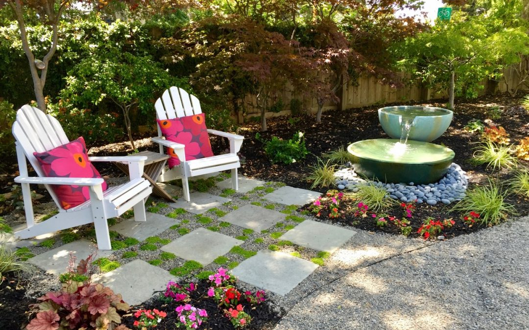 Landscape Improvement By Choosing The Correct Garden Fountain In Sonoma County