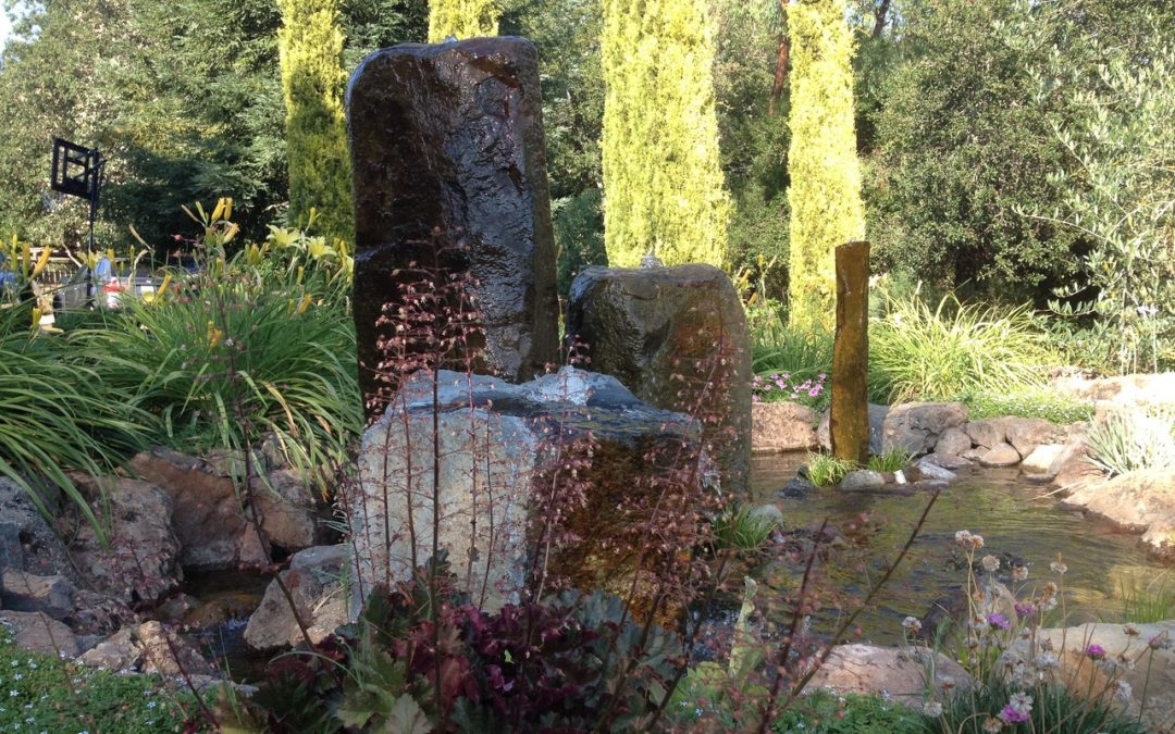The Complete Guide To Installing A Water Feature In Sonoma County