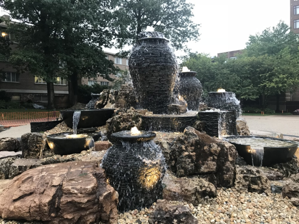 water feature installation company in Santa Rosa