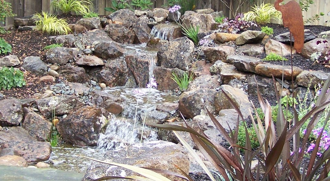 Tips for Maintaining Pondless Waterfalls